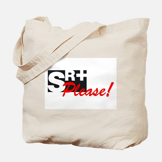 SR+ please copy.png Tote Bag