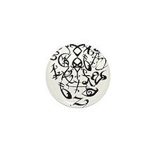 Cute Clare Mini Button
