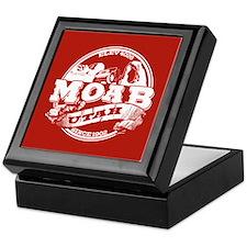 Moab Old Circle Keepsake Box