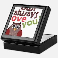 Always Love You Keepsake Box