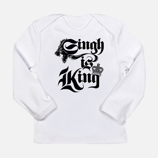 Singh Is King Long Sleeve Infant T-Shirt