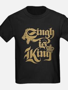 Singh Is King T