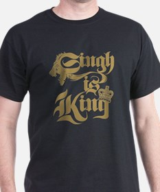 Singh Is King T-Shirt