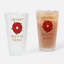 Lancashire Drinking Glass