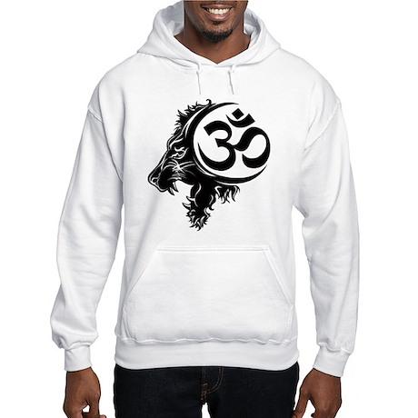 Singh Aum 1 Hooded Sweatshirt