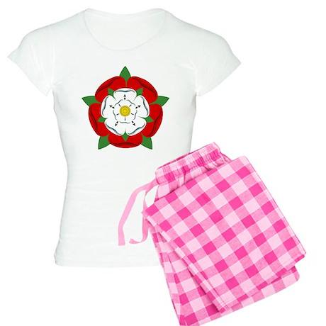 Heraldic Rose Women's Light Pajamas