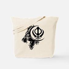Singh Aum 1 Tote Bag