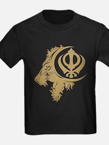 Singh Sikh Symbol 1 T
