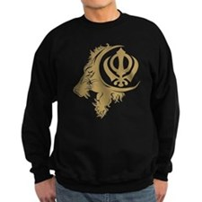 Singh Sikh Symbol 1 Jumper Sweater