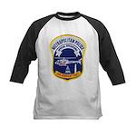 DC Aviation Unit Kids Baseball Jersey