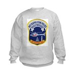 DC Aviation Unit Kids Sweatshirt