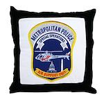DC Aviation Unit Throw Pillow