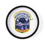 DC Aviation Unit Wall Clock