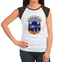 DC Aviation Unit Women's Cap Sleeve T-Shirt