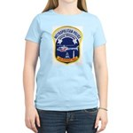 DC Aviation Unit Women's Pink T-Shirt