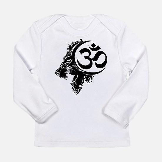 Singh Aum 1 Long Sleeve Infant T-Shirt