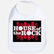 """House of the Rock"" Logo Bib"
