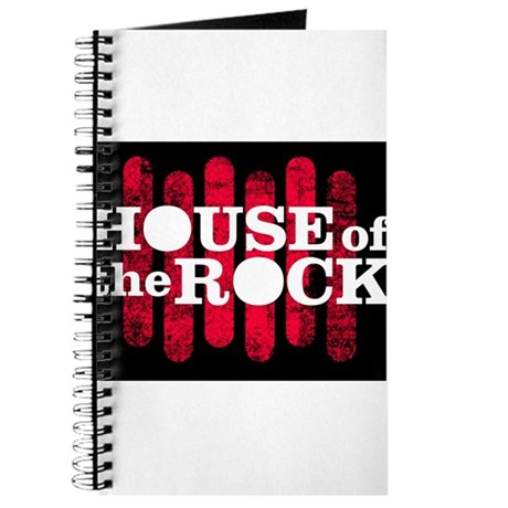 """""""House of the Rock"""" Logo Journal"""