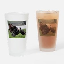 The Meeting Drinking Glass