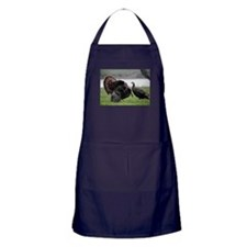 The Meeting Apron (dark)