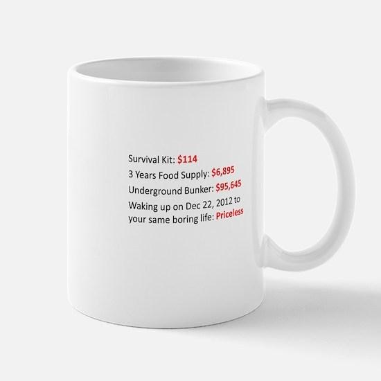 2012...Priceless Mug