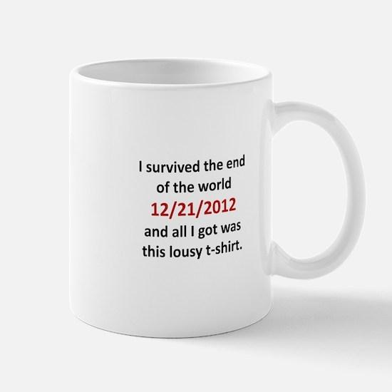 2012 Lousy T-Shirt Mug