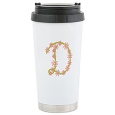 Monogram D Travel Mug