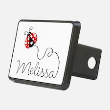 Ladybug Melissa Hitch Cover