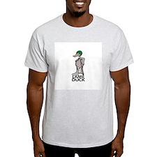 Lame Duck Ash Grey T-Shirt