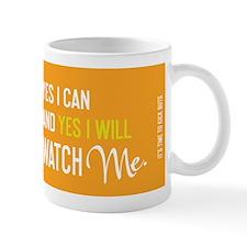 Cool Yes i can Mug