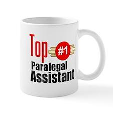 Top Paralegal Assistant Small Mug