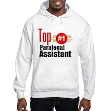 Top Paralegal Assistant Jumper Hoody