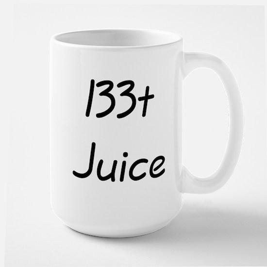 l33t Juice Coffee Mug (Large)