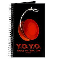 Red Y.O.Y.O. Journal