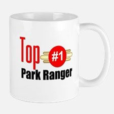 Top Park Ranger Mug