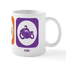 Eat Sleep Ride Small Mugs