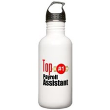 Top Payroll Assistant Water Bottle