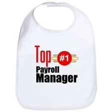 Top Payroll Manager Bib