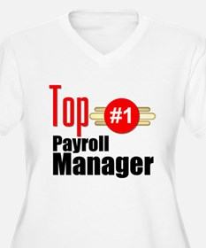 Top Payroll Manager T-Shirt