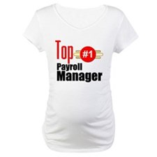 Top Payroll Manager Shirt