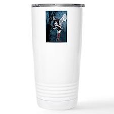 Dark Goth Fairy Thermos Mug