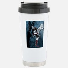 Dark Goth Fairy Thermos Mug