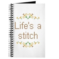 Life's a Stitch Journal