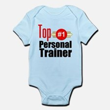Top Personal Trainer Infant Bodysuit
