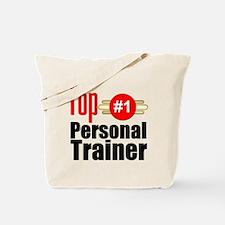 Top Personal Trainer Tote Bag