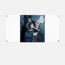 Dark Goth Fairy Banner