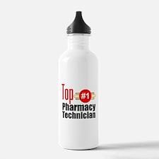 Top Pharmacy Technician Water Bottle