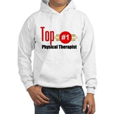 Top Physical Therapist Hoodie