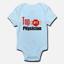 Top Physician Infant Bodysuit