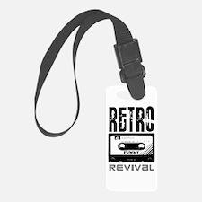Retro Casette Tape Luggage Tag